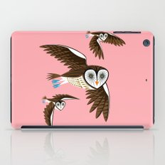Owls On The Prowl iPad Case