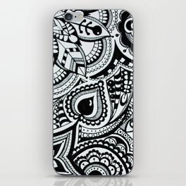 Mandala Daughter iPhone Skin