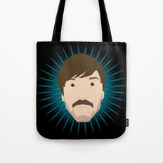 Mr. Pepper Tote Bag
