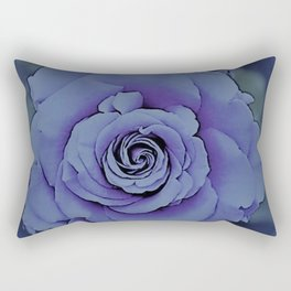 Lavender Rose Rectangular Pillow