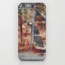Old Dock iPhone Case