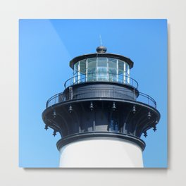 Bodie Island Light Metal Print