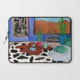 Mid Century Desert Home Laptop Sleeve
