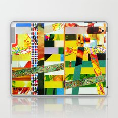 Carina (stripes 2) Laptop & iPad Skin