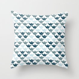 Boom Shaka-laka [Tides] Throw Pillow