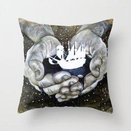 Buoyancy Throw Pillow