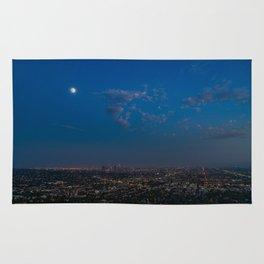 Moon Over LA Rug