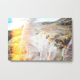 Sea Side Cliffs vol2 Metal Print