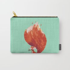 Kitsune (Fox of fire) Carry-All Pouch
