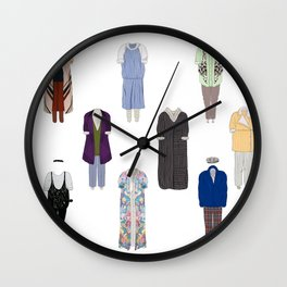 Dorothy Zbornak outfits, with bonus Wall Clock