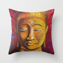 Breavana Throw Pillow
