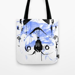 Modern Trooper Tote Bag