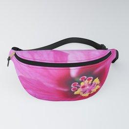 Tropia Pink Hibiscus Fanny Pack