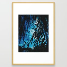 Lack of Evidence Framed Art Print