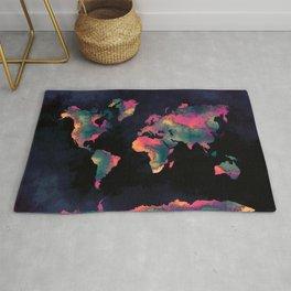 world map 74 Rug