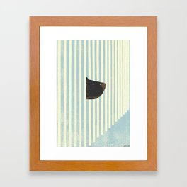 How could you? Framed Art Print