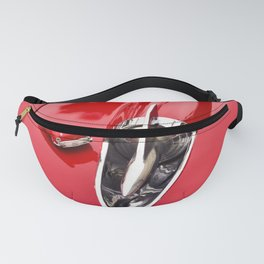 Red Car I am your father Fanny Pack