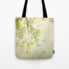 wake me up when september ends Tote Bag