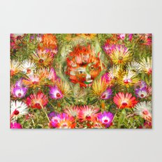 Spring Pleasure Canvas Print