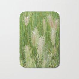 Bristles of Green Bath Mat