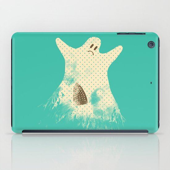 I Used to Be Scarier iPad Case