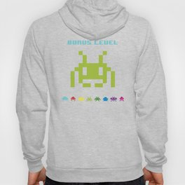 Space Invader VI Hoody