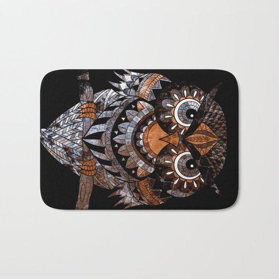 OWL 3 Bath Mat
