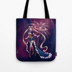 Steampunk Pretty Soldier Tote Bag