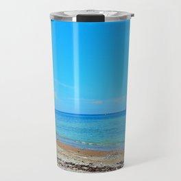 Perce Beach Travel Mug