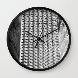 Grillage Wall Clock