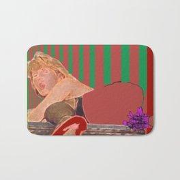 Anal Polaroid Bath Mat