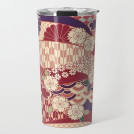 Chiyogami Travel Mug