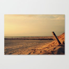Seignosse Canvas Print