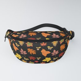 FALL LEAVES Fanny Pack