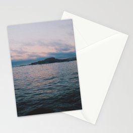 Sittin' On The Dock Of The Bay Stationery Cards