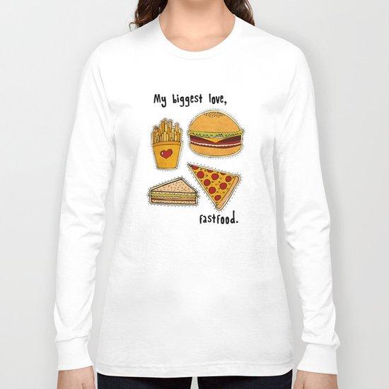 My Biggest Love Long Sleeve T-shirt