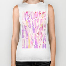 Peaches Sugarcane Biker Tank