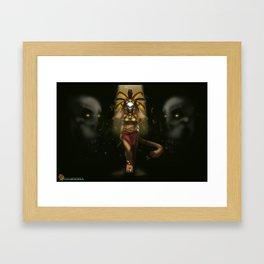 Nago  Framed Art Print