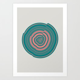 Abstract.01 Art Print