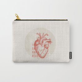 If I Only Had A Heart Carry-All Pouch