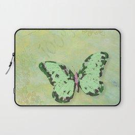 Green Botanica Laptop Sleeve