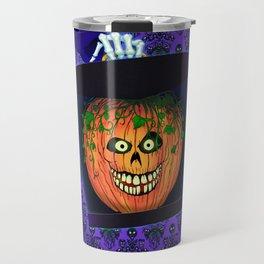 Hatty Halloween! Travel Mug