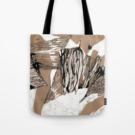 Stratification Tote Bag