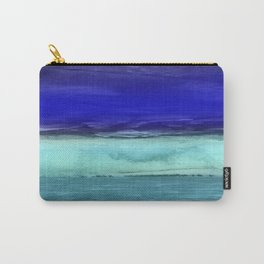 Midnight Waves Seascape Carry-All Pouch