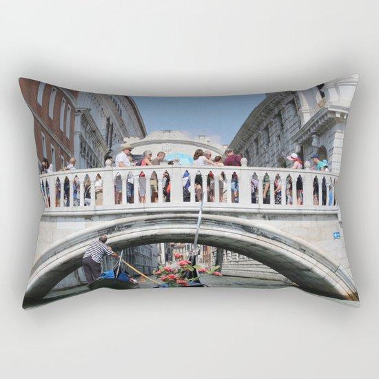 Italy Venice Rectangular Pillow