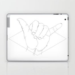 Surfs up Laptop & iPad Skin