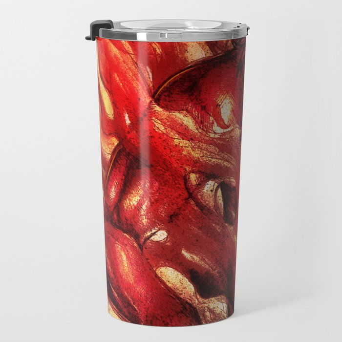 Megalomaniac Travel Mug