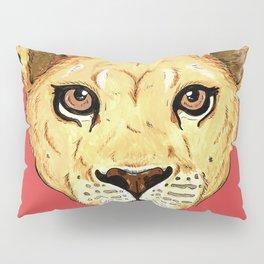 Charm the Lioness Pillow Sham