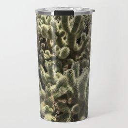 Desert Bloom Travel Mug