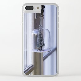 Growing old together Clear iPhone Case